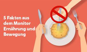 «Finger ab dä Rösti»: 5 Fakten aus dem Ernährungsmonitor 2019